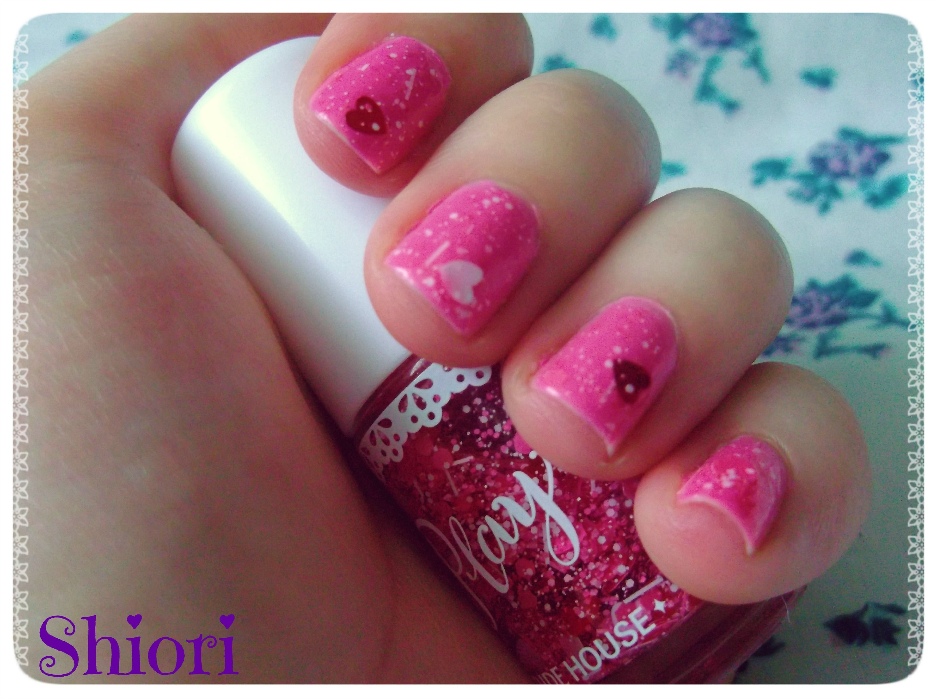 Review: Etude House Play Nail #117 | Etude house