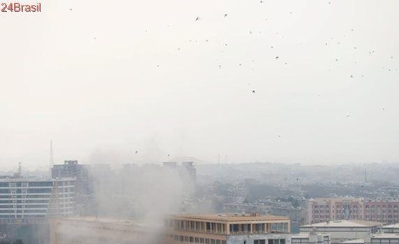 Ataque do Estado Islâmico a hospital em Cabul mata mais de 30 pessoas