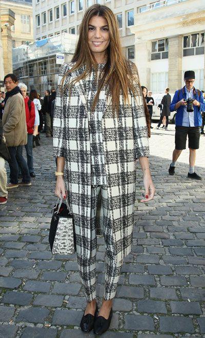 El estilo de Bianca Brandolini
