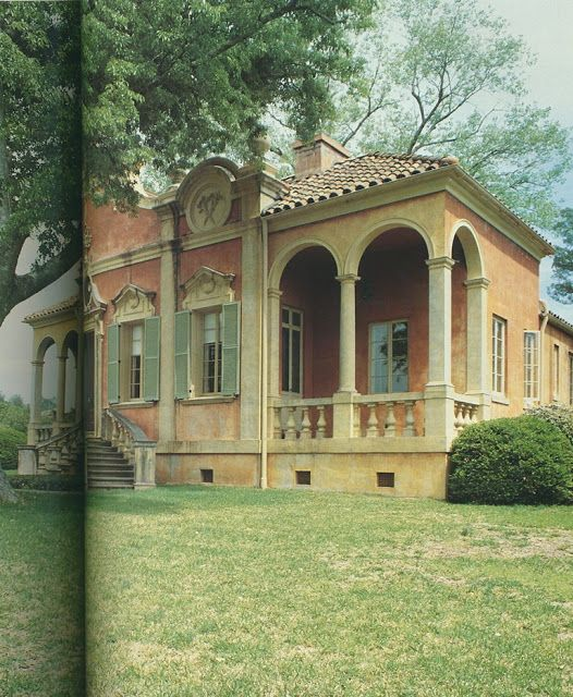 American Houses, Architecture House