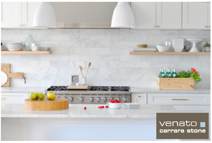 $8.00 a Square Foot for this incredible Carrara Venato 4x12 Tile available in Honed and Polished along with over 200 other matching Mosaics and Trims.