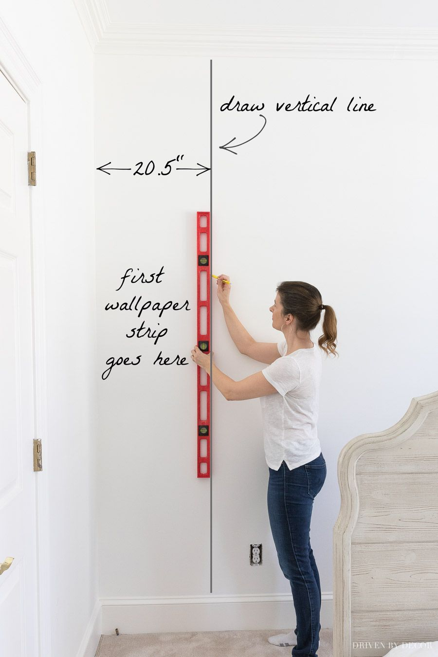 How To Hang Peel And Stick Wallpaper Curls And Cashmere Peel And Stick Wallpaper Stick On Wallpaper Wallpaper Accent Wall