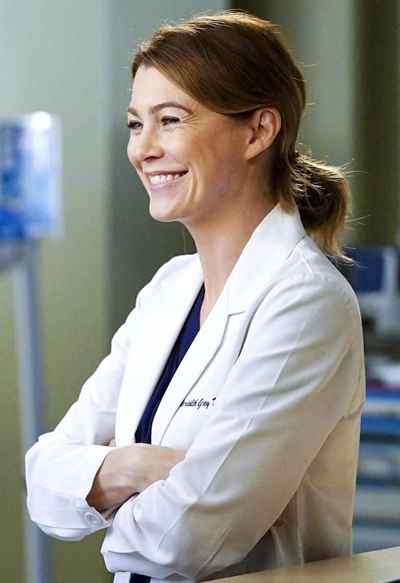 Grey\'s Anatomy Recap: Will Meredith (and Her Lingerie) Get a Second ...