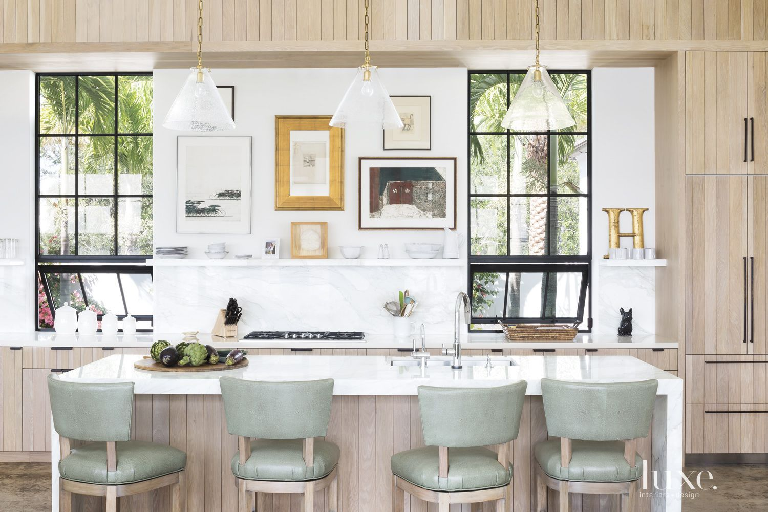 Best 40 Barstools That Will Change Your Kitchen Luxedaily 400 x 300