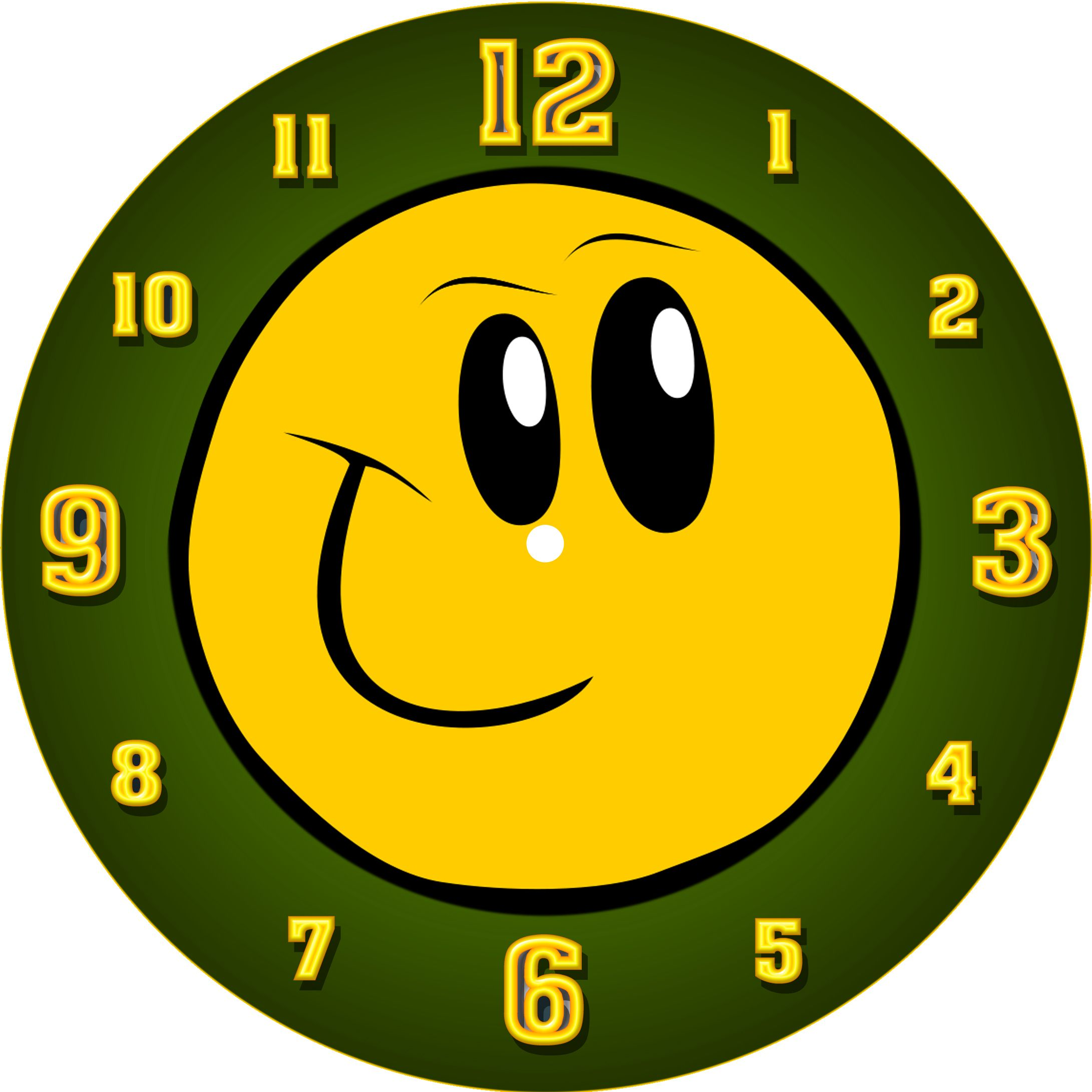 FREE Printable Clock Faces. For A Couple More Dollars, We Will Make ...
