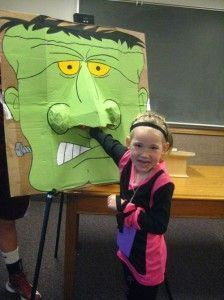 Over 15 Super Fun Halloween Party Game Ideas for Kids and Teens! #toddlerhalloween
