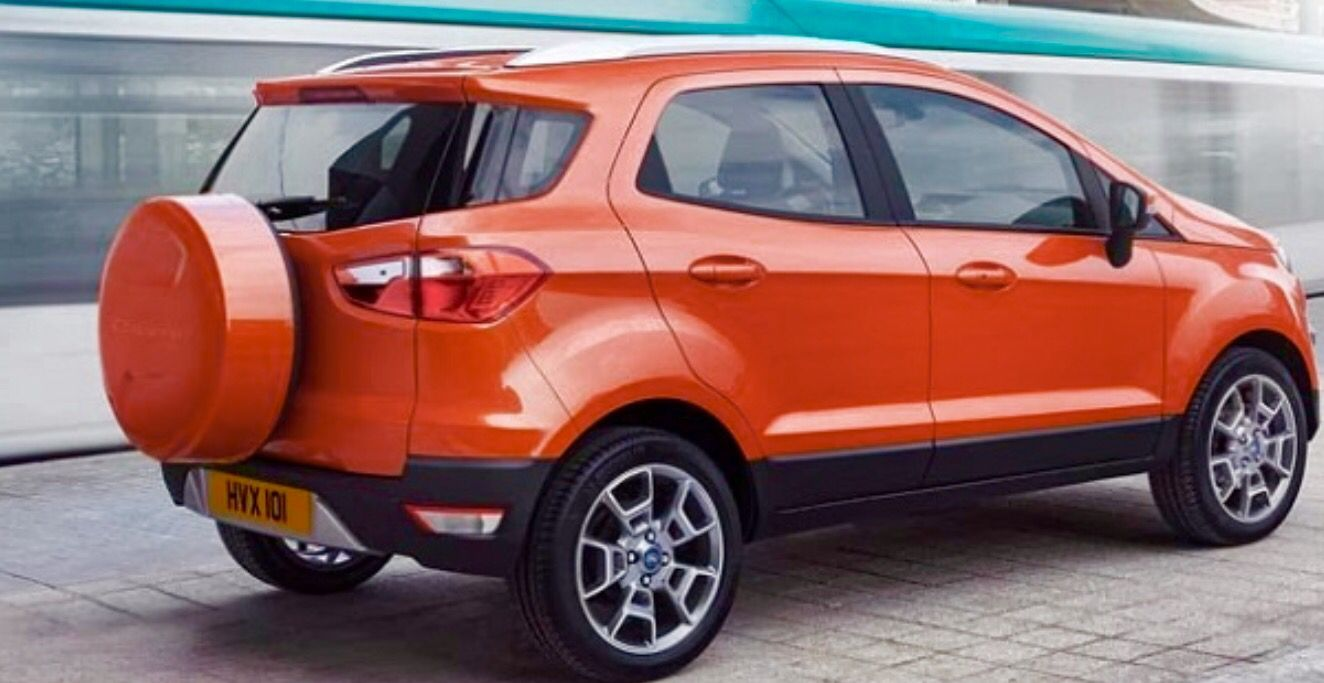 Ecosport colours ford colour options pinterest ford ecosport ford and cars