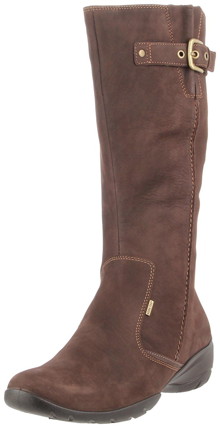 26f8648783b ECCO Women's Rise GTX Tall Walking Boot ** Check this awesome image ...