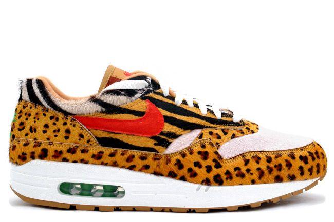 Nike Air Max 1 Suprema Atmos 'Safari   Air max, Zapatos
