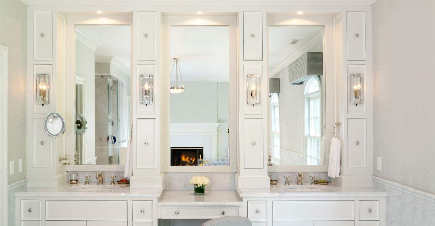 Perfect As A Bathroom Tv Mirror Above Vanity In Dressing Room Or Spa Séura Mirrors Are Addition To Your
