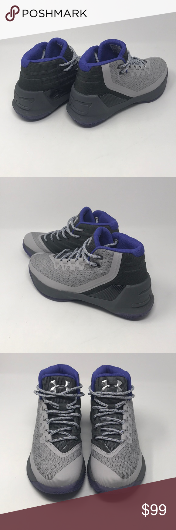 6250b0f459b Under Armour Steph Curry 3 Kids Boys Youth 6.5Y Under Armour Steph Curry 3  Kids Boys Youth Size 6.5Y Brand New without box Guaranteed Authentic Any ...