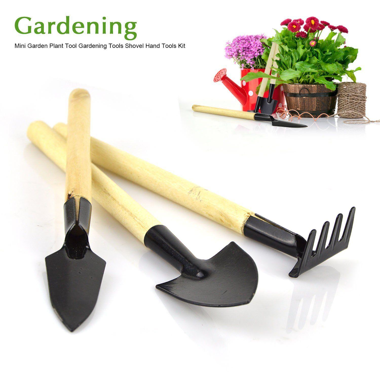 Amazon Com Freehawk Mini Gardening Plant Pot 3 Pieces Gardening
