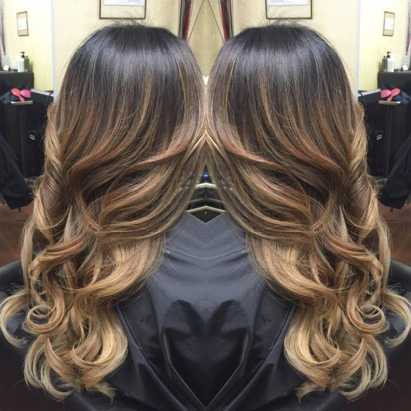 Flaunt Sensational Highlights From Day To Night With The Balayage