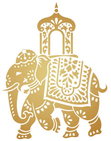Decorative Indian Elephant Transparent Clip Art Image Elephant Art Elephant Illustration Indian Folk Art With these elephant clip art resources, you can use for printing, web design, powerpoints, classrooms, craft projects and other graphic design purposes. pinterest