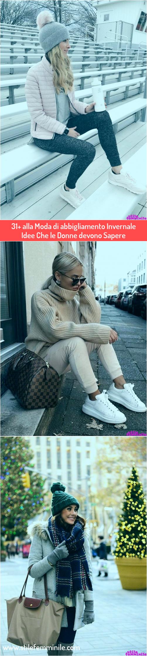 Photo of 31+ idee di abbigliamento invernale alla moda che le donne dovrebbero sapere