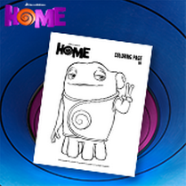 Dreamworks Home Free Printables Activities And Wallpapers