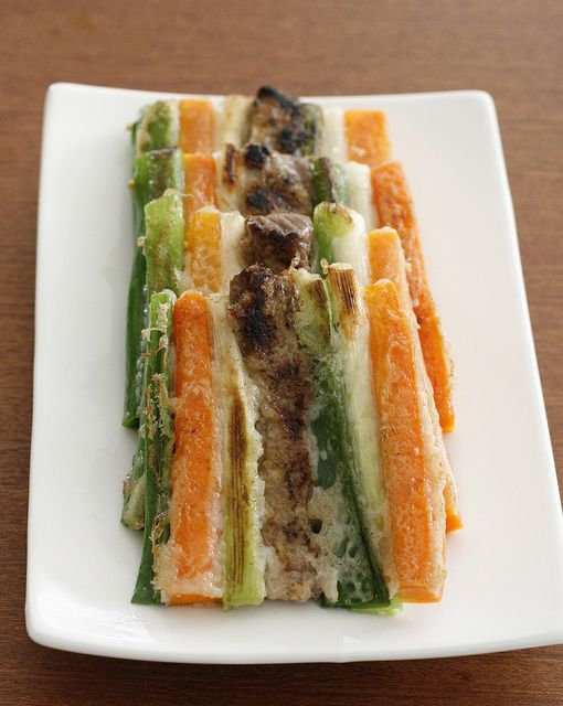 Pasanjeok Recipe Food Food Recipes Cooking Recipes
