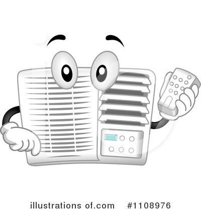 Cartoon Air Conditioner Clip Art Before you call a AC