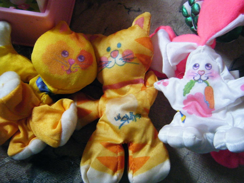 Lot Of Vintage 1980s Smooshies Toys Dolls My Childhood Childhood