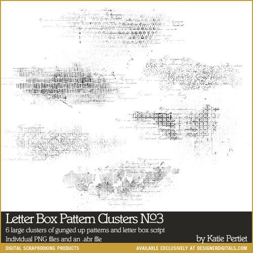 Letter box pattern clusters brushes and stamps no 03 katie pertiet letter box pattern clusters brushes and stamps no 03 katie pertiet brushes ds830670 spiritdancerdesigns Image collections