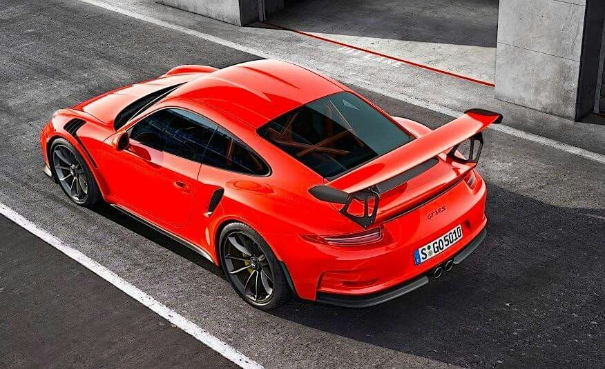 Porsche 911 GT3 RS. .