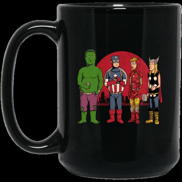 Avengers King Of The Hill Mug King Of The Heroes Coffee Mug Tea Mug