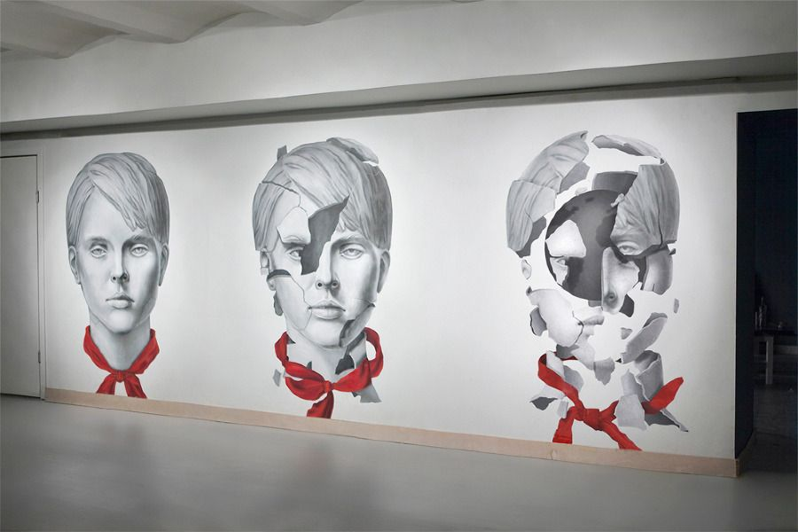 Artek Mural by Kraftfolio