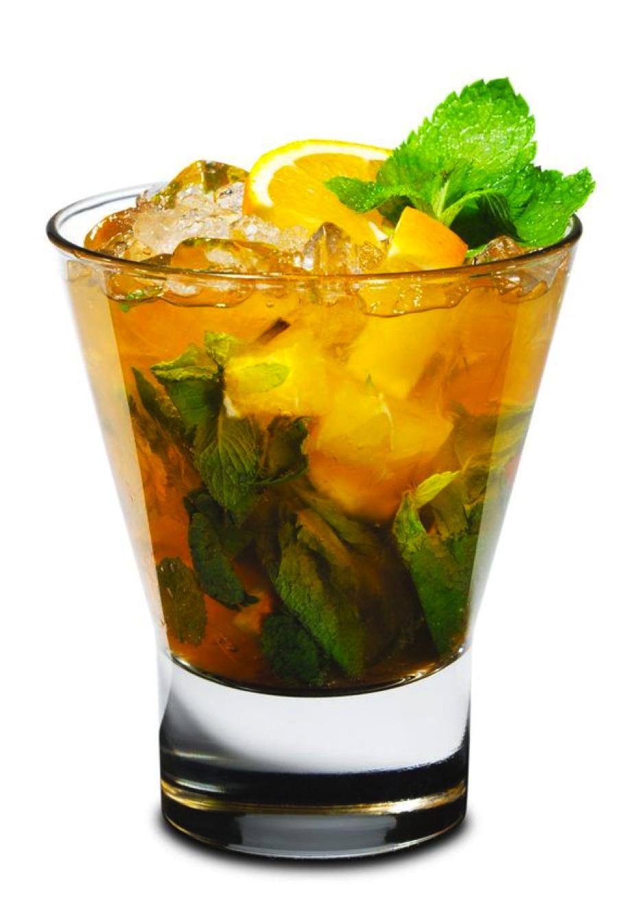 coctel de naranja sin alcohol
