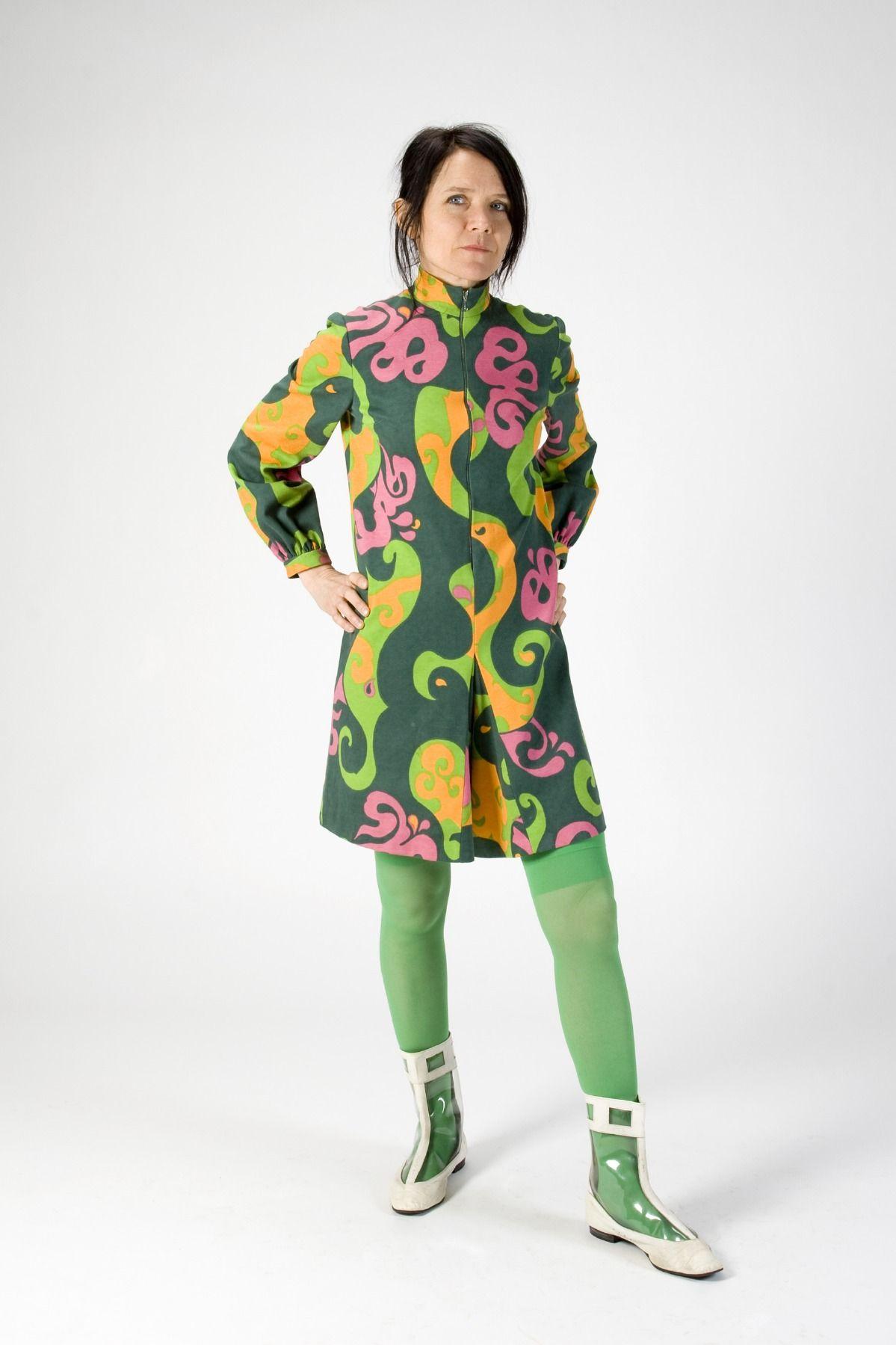 Som Ny: Katja of Sweden under klubban | Retro outfits