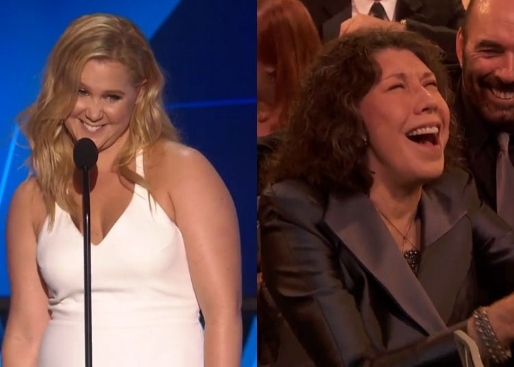 Watch Amy Schumer Wants To Go Down On Lily Tomlin Tv Shows