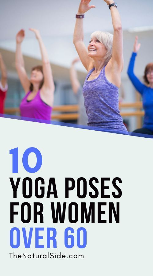 Photo of Yoga for Older Women: 10 Easy Yoga Poses for Women over 60
