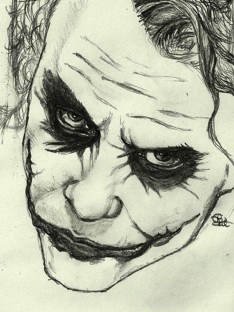 The Joker By Riasal On Deviantart Joker Art Drawing Joker