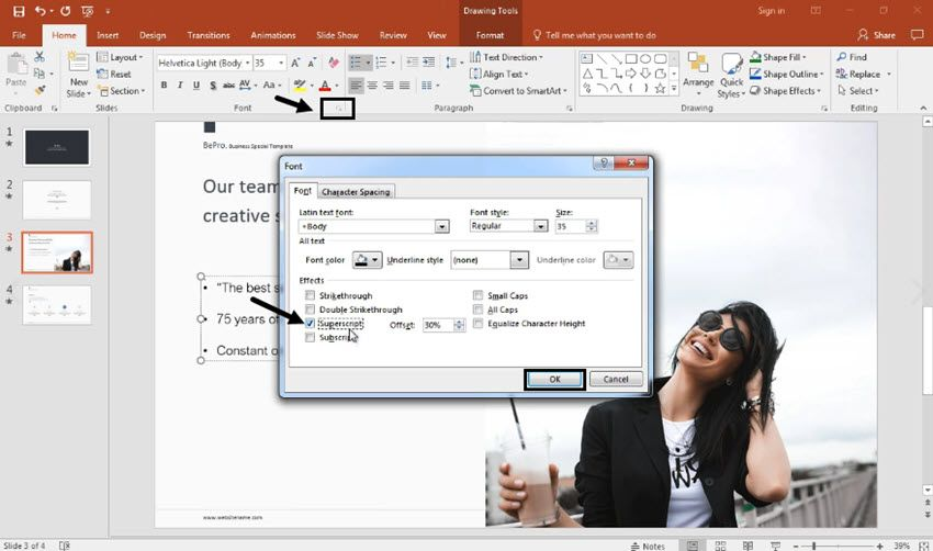 How To Add Footnotes In Power Point Powerpoint Presentation Powerpoint Presentation