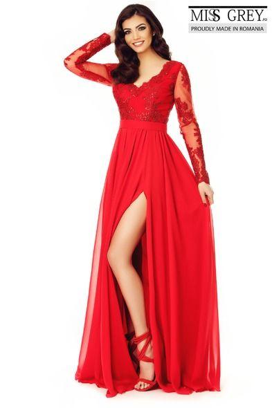 pantofi de sport site web pentru reducere informații despre lansare pe rochie lunga rosie din dantela - rochii de seara lungi   Rochii ...