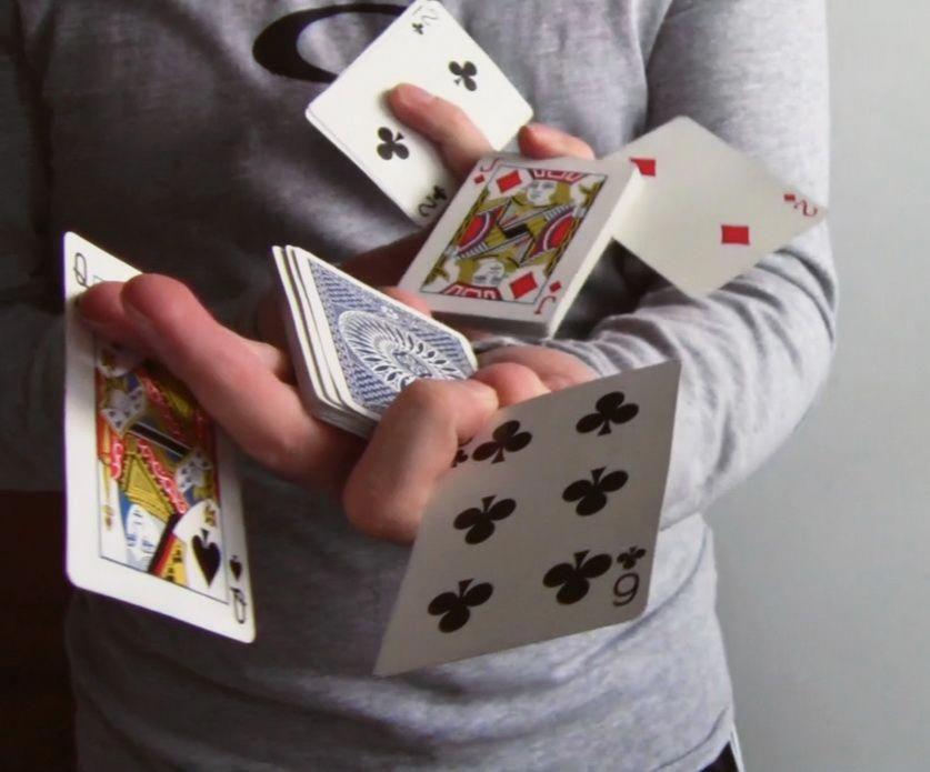 easy card  card tricks magic tricks learn magic tricks