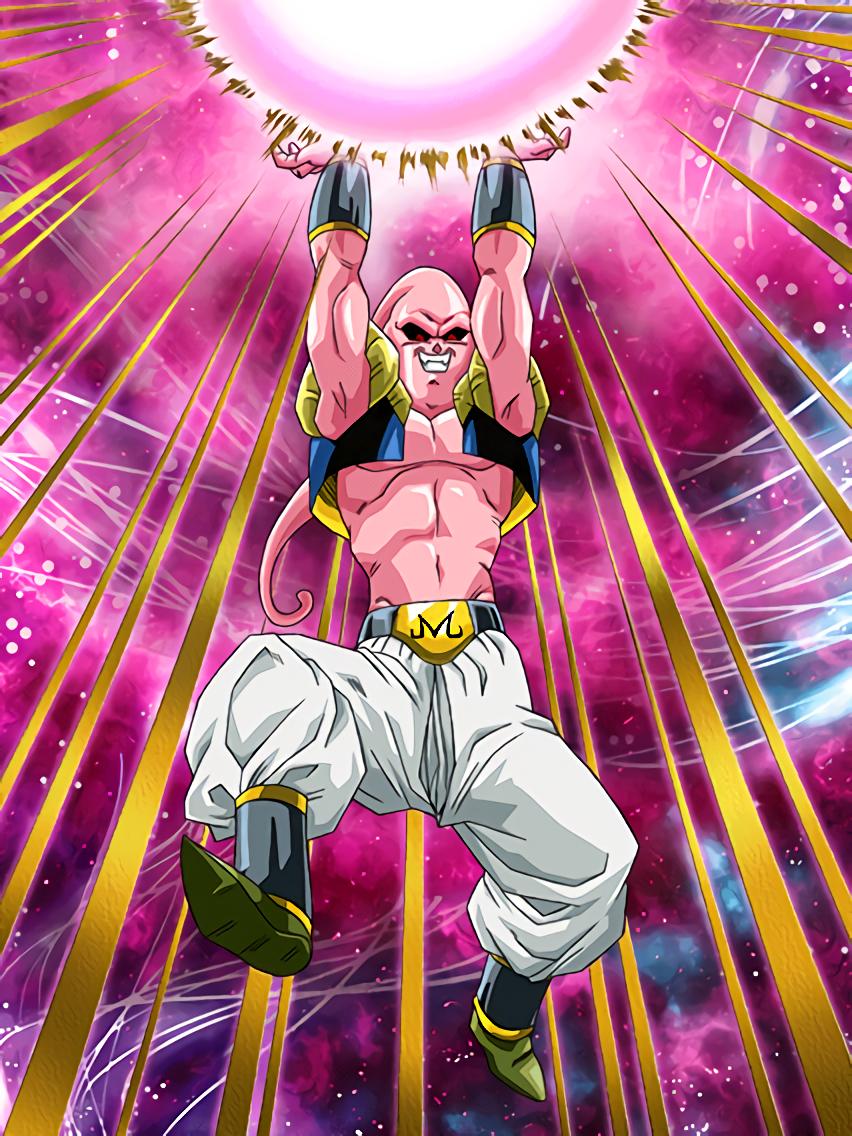 The Strongest Majin Majin Buu Gotenks This Was Too Easy Majin Boo Kid Dragon Ball Gt Majin