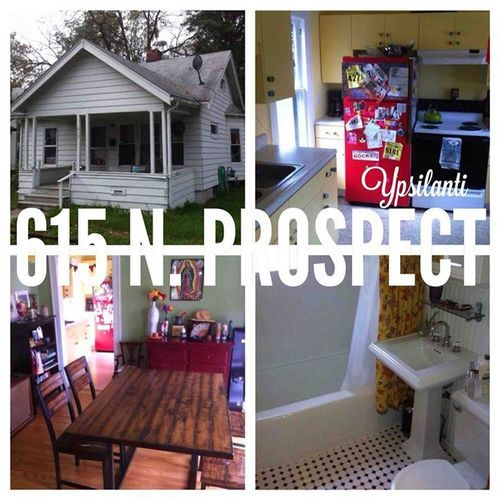 Just A Short Walk From Depot Town In #Ypsilanti!