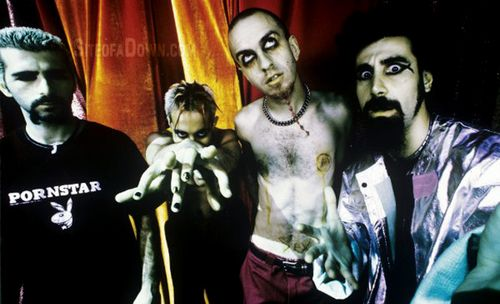 System Of A Down And Soad Image