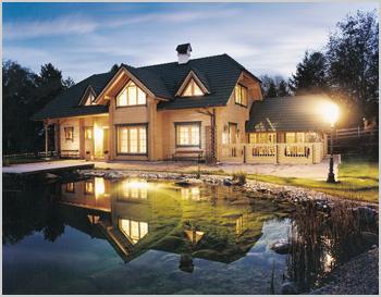 las hermosas casas de madera son pre construidas con este maravilloso material y diseadas con software