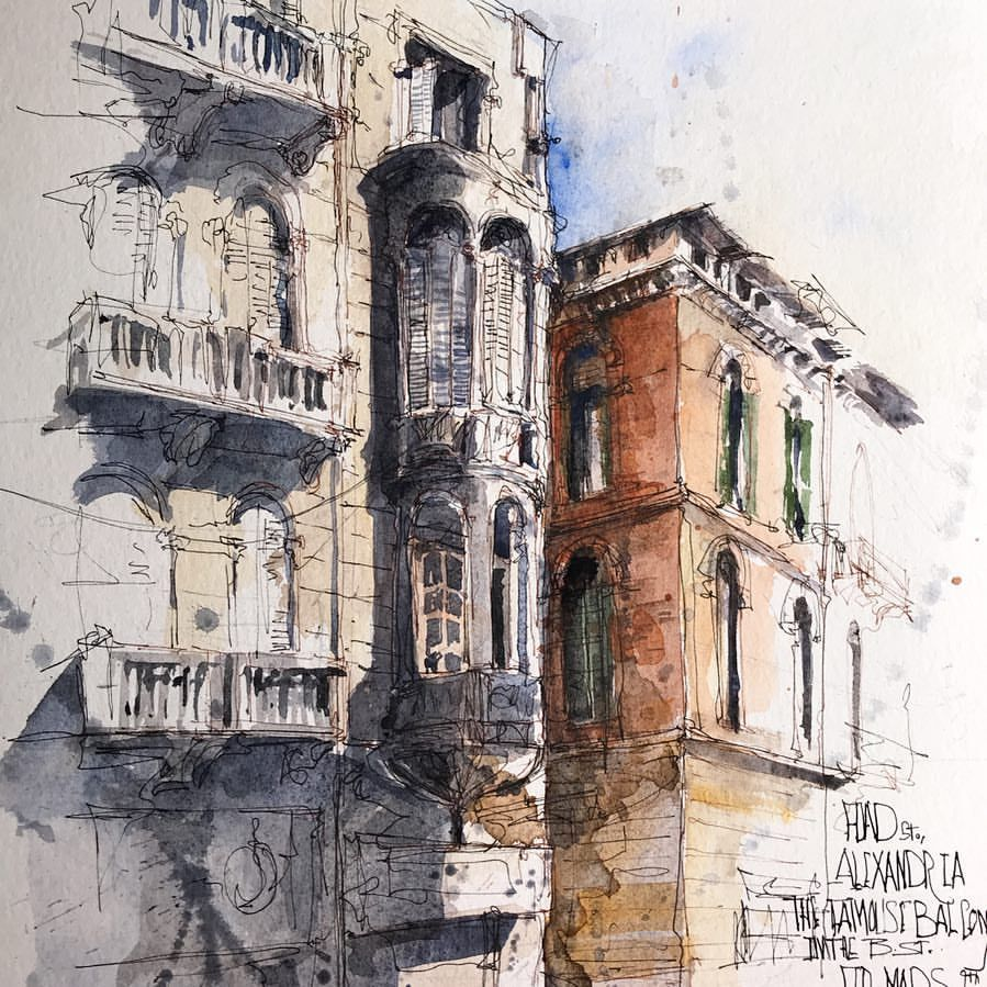 Pin By Jane Miller On Rendering With Images Watercolor