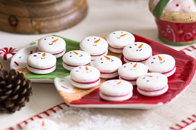 Macarons - Decoração de Natal Bella Fiore, como montar uma linda mesa principal Christmas decoration Bella Fiore production