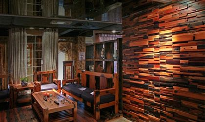 Decorative Wood Wall Tiles Wood Wall Panels  Interior Design  Pinterest  Wood Walls Woods