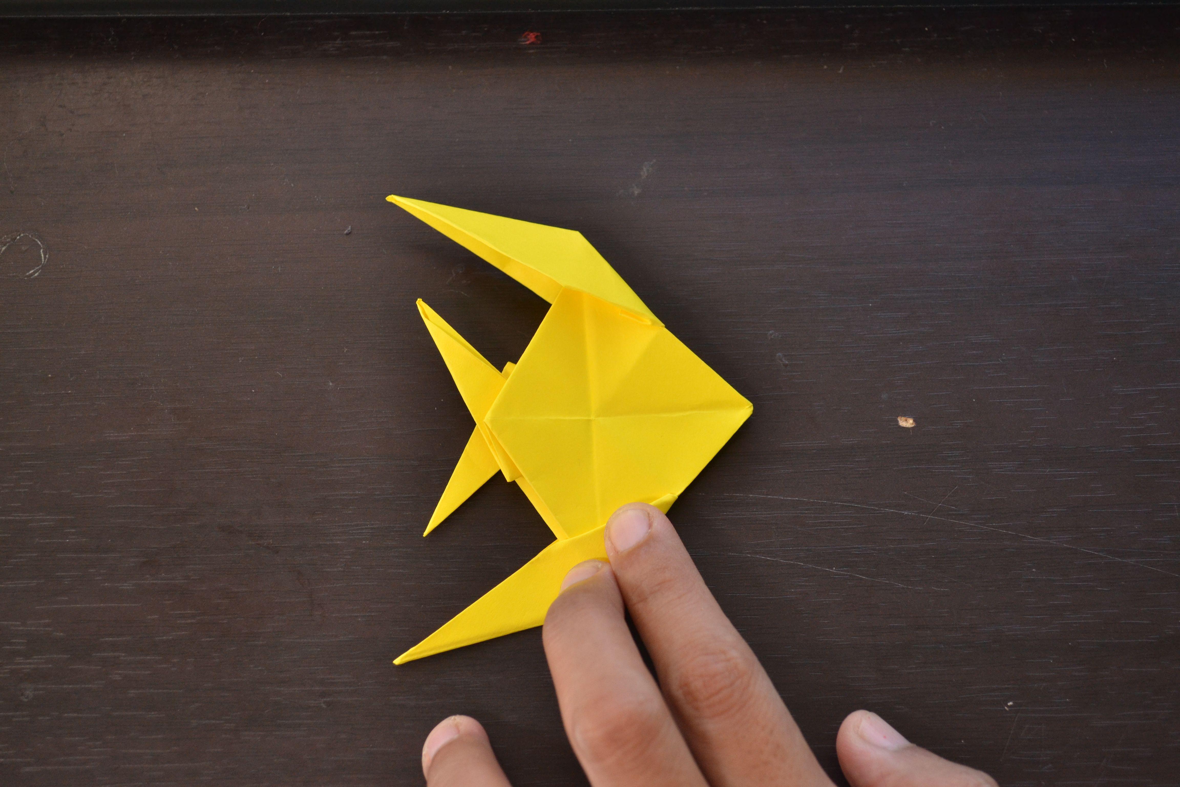 3 Ways to Make an Origami Flying Bird - wikiHow   3072x4608