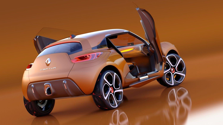 Captur Concept Car Car Volkswagen Concept Cars Volkswagen