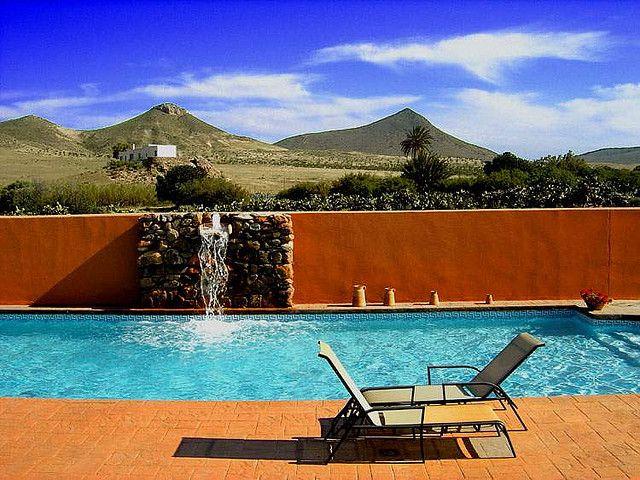 Andalucía Hotel De Naturaleza Rodalquilar Almería Hotel Outdoor Pool Pool