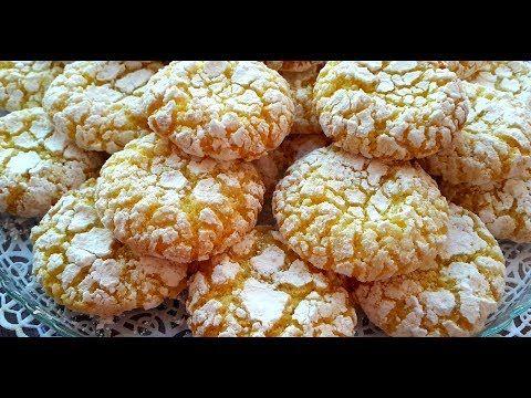 Ghriba Noix De Coco Semoule غريبة الكوك و السميدة المعلكة مع أهم النصائح Youtube English Food Cooking Recipes Biscuits