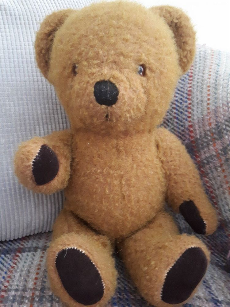 Nylena Vintage growling Teddy Bear (With images) Teddy