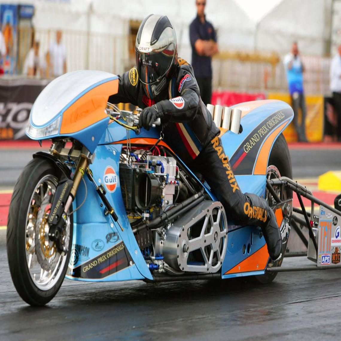 Victory Gulf Top Fuel Bike With Images Drag Bike Top Fuel Bike
