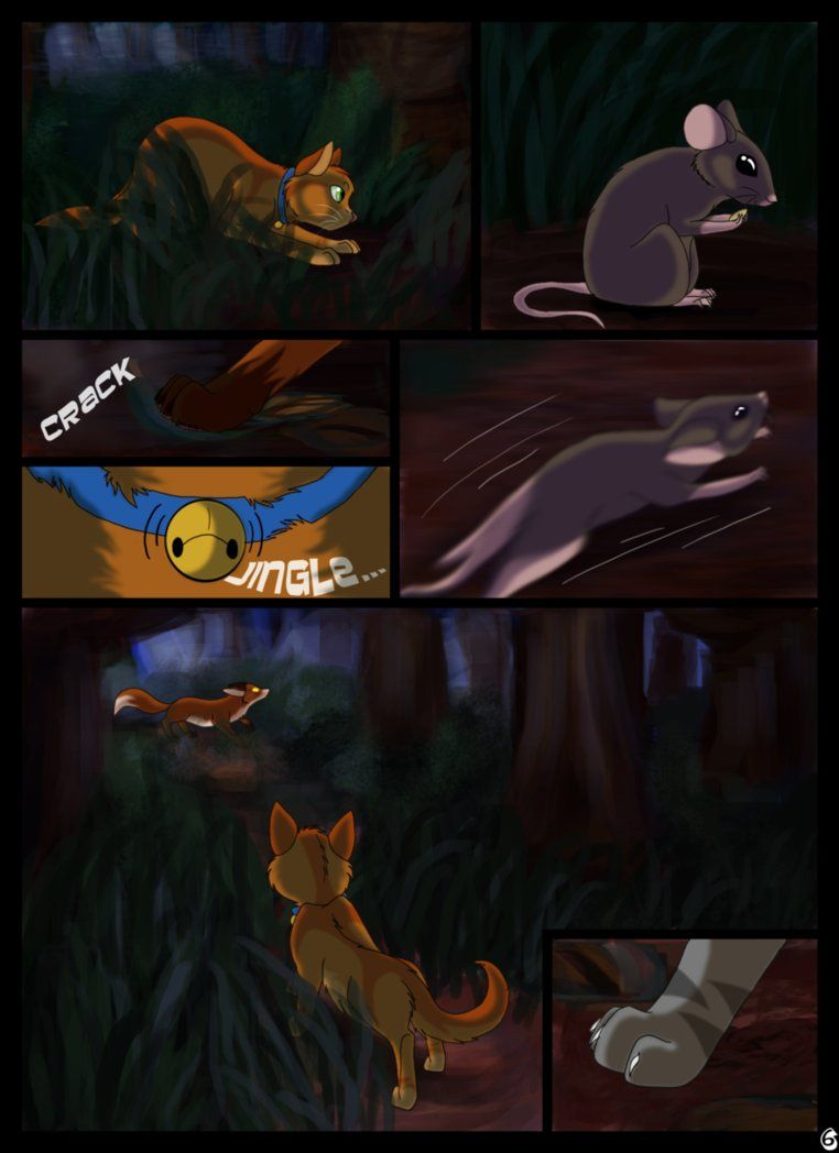 Warriors: Into the Wild- page 6 by Winggal on DeviantArt