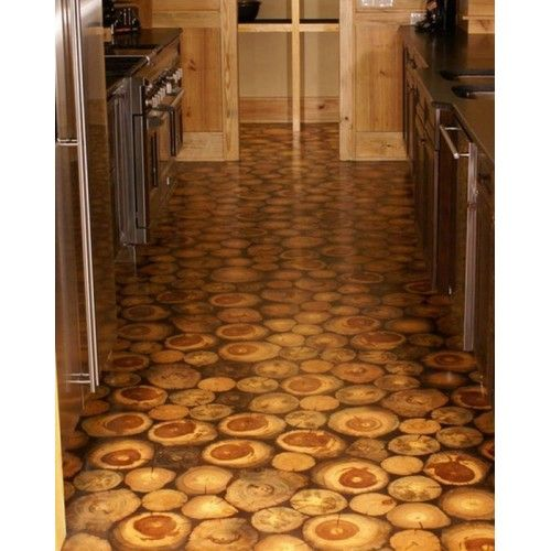For A Floor That S Hard Wearing: A Clear Epoxy Casting Resin Especially Designed To Create